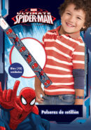 Pulsera de Cotillon SPIDERMAN