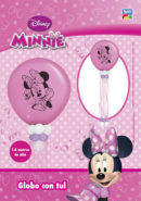 Kit Globo Gigante 24″ con tul Minnie