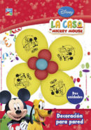 Kit Decoracion con Globos de Pared Mickey