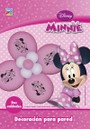 Kit Decoracion con Globos de Pared Minnie