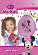 Kit Decorativo Globo Piñata Minnie