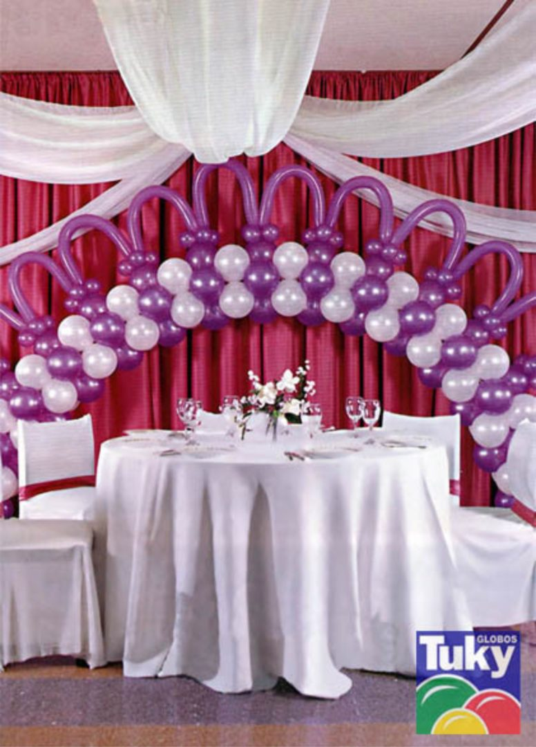 Combo decoracion 15 a os globoman a shop online for Decoracion para 15 anos 2016